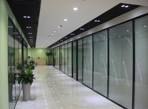 財務辦公區域